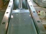 Bouw CNC - Brugdeel